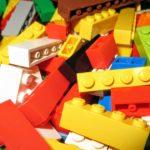 Legorampe zur Überbrückung von Schwellen
