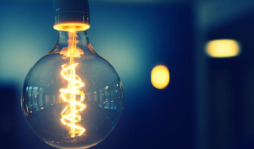 Glühbirne, Energie, Strom