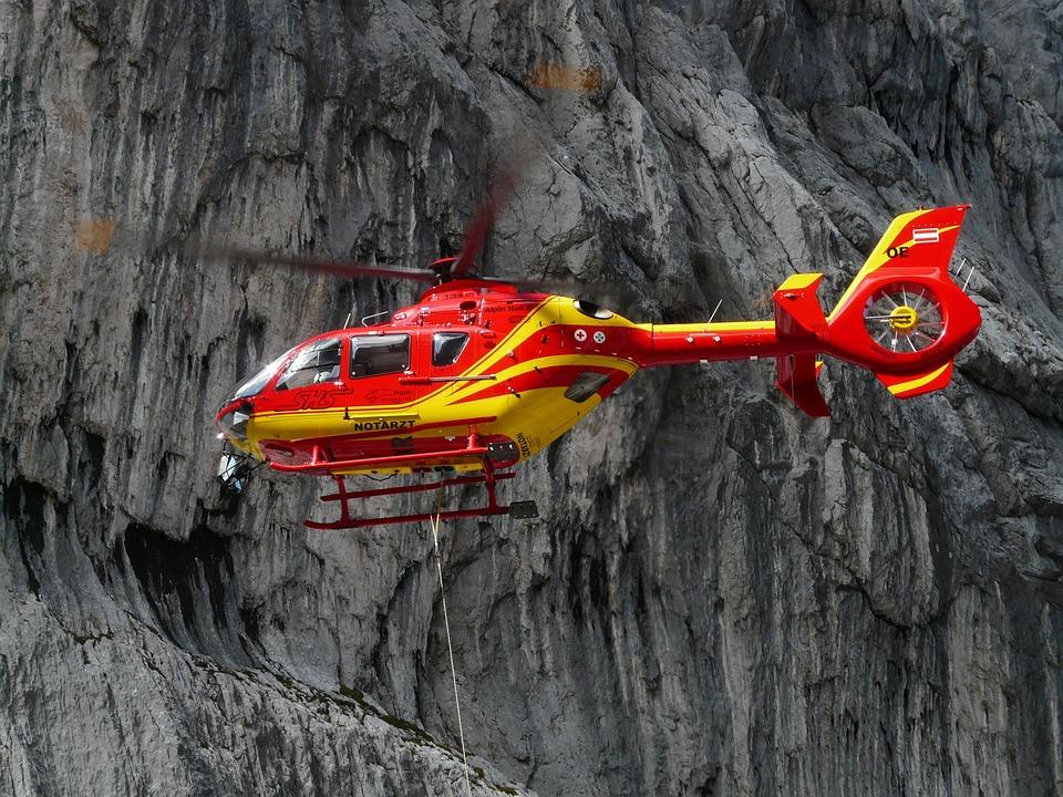 Notfallausweis, z.B. für Notfall Rettungshubschrauber